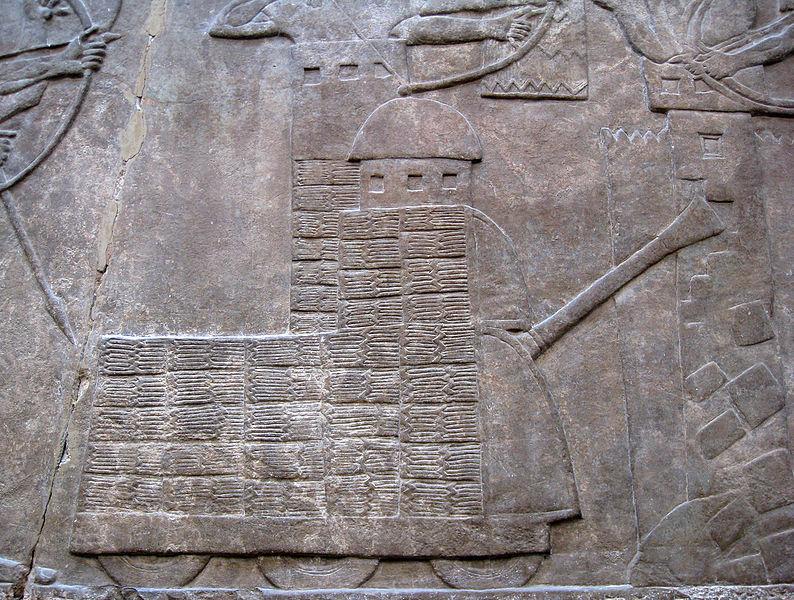 Assyrian Dalek, ca. 865 BCE