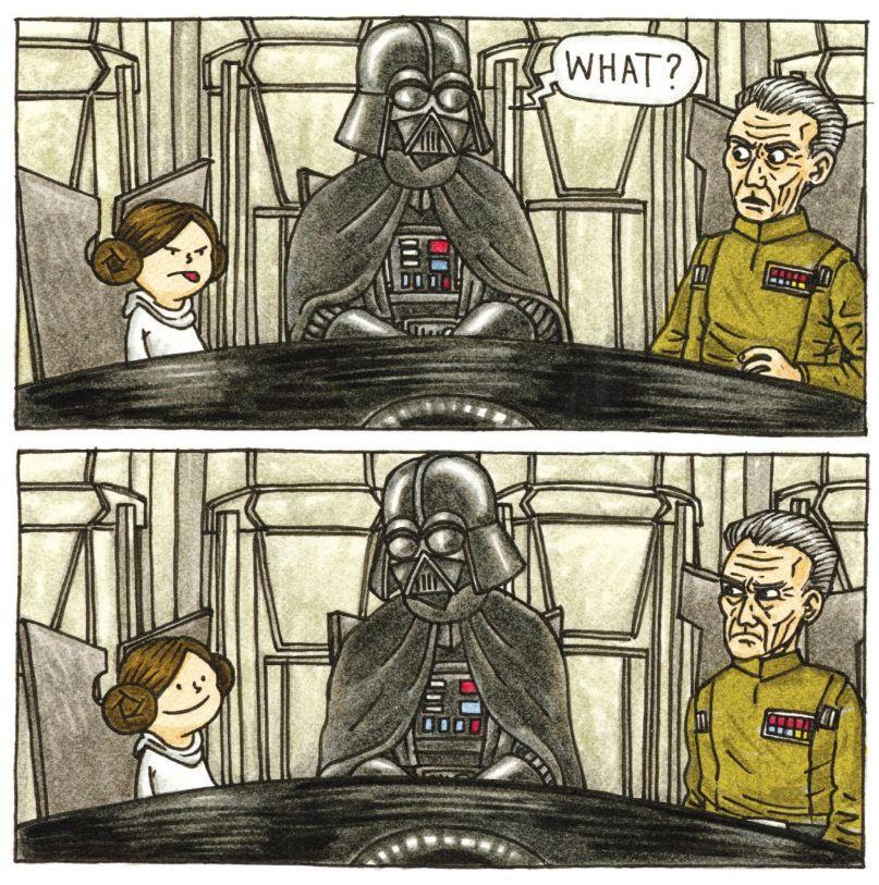 Vader's Little Princess: Excerpt