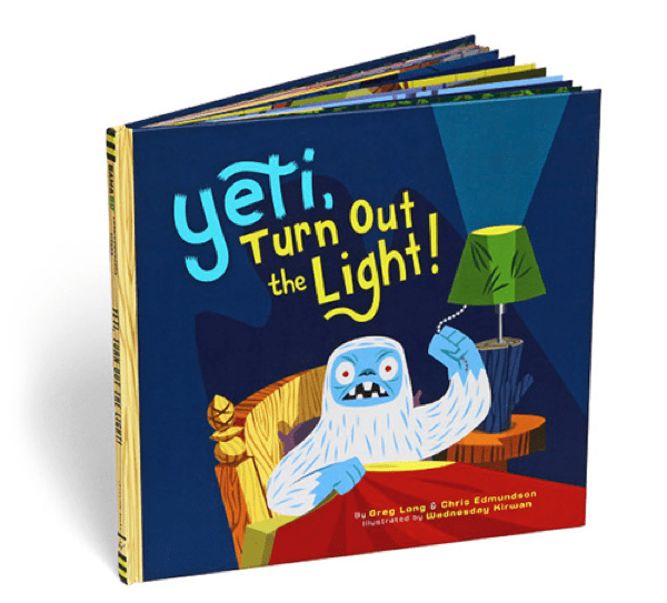 Yeti Turn Out The Light A Fantastic Children S Book Boing Boing