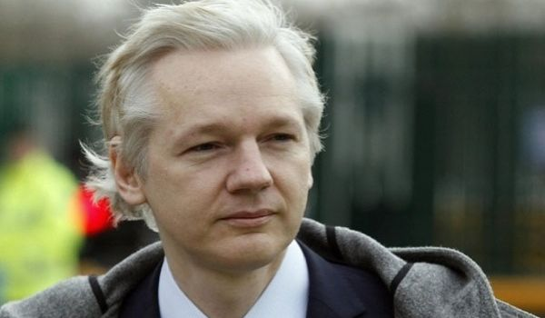 Julian Assange. Image: Reuters.
