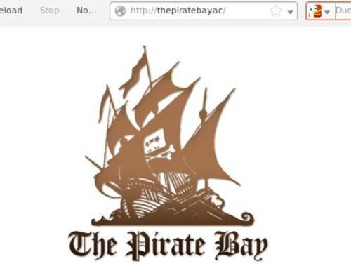 Pirate Bay relocates to thepiratebay.ac