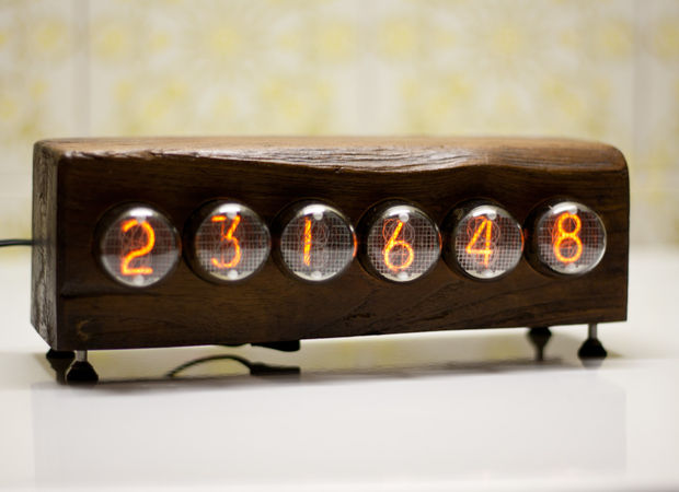 HOWTO Build A Nixie Clock From Near Scratch Boing