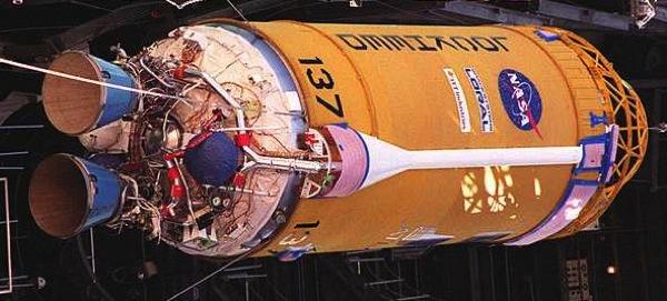 413px Centaur rocket stage