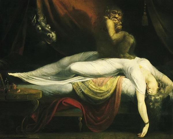 741px John Henry Fuseli The Nightmare