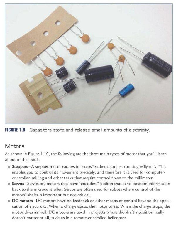 Arduino for beginners by john baichtal boing
