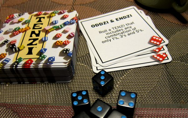 photo about Printable Tenzi Cards known as 77 entertaining tactics toward engage in instant-relocating Tenzi cube recreation / Boing Boing