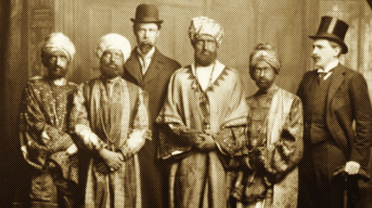 The Abyssinian Princes Hoax of 1910 [Futility Closet #011]