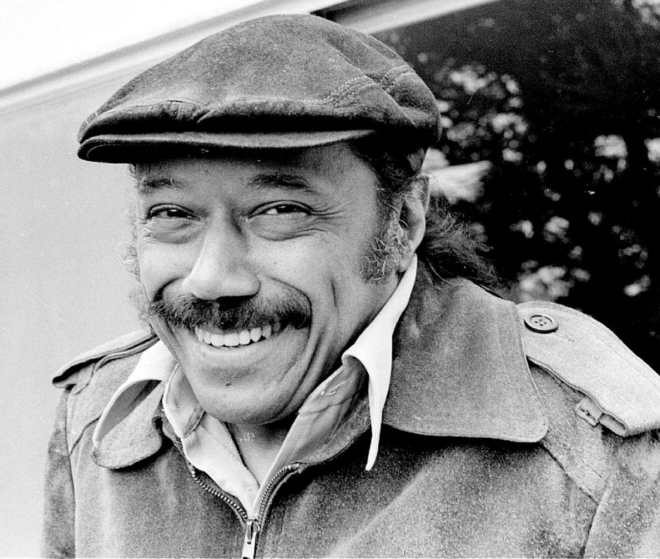 Horace Silver by Dmitri Savitski, 1989, via Wikipedia.