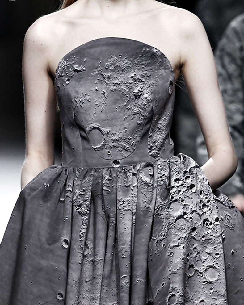 Moon-landscape-dress