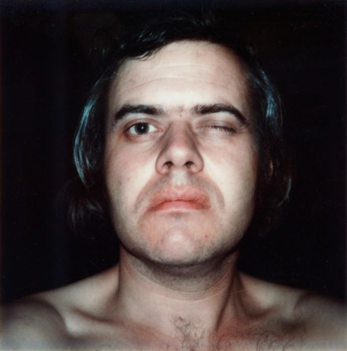 H.G. Giger, Self-portrait
