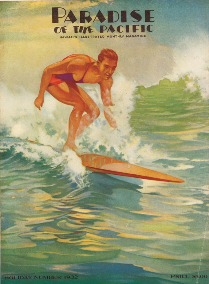 'Paradise of the Pacific' 1932 Magazine
