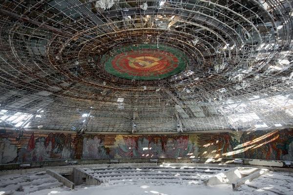 Abandoned soviet 00