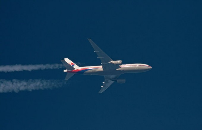 Reuters file photo of Malaysia Airlines passenger jet.