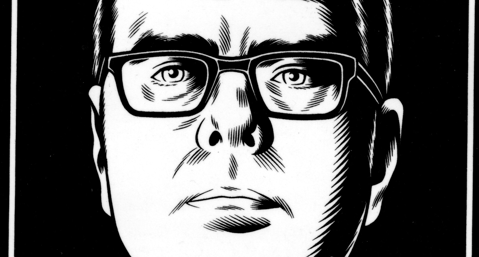 charles burns brings his haunting cartoon trilogy to a close with
