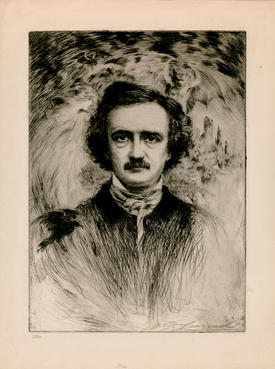 Blogging History: No robot will ever...; Poe archive goes online