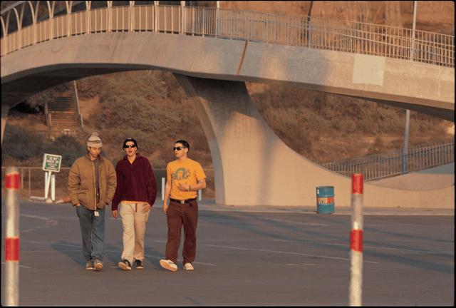 Beastie Boys, 1981, Santa Monica, CA.
