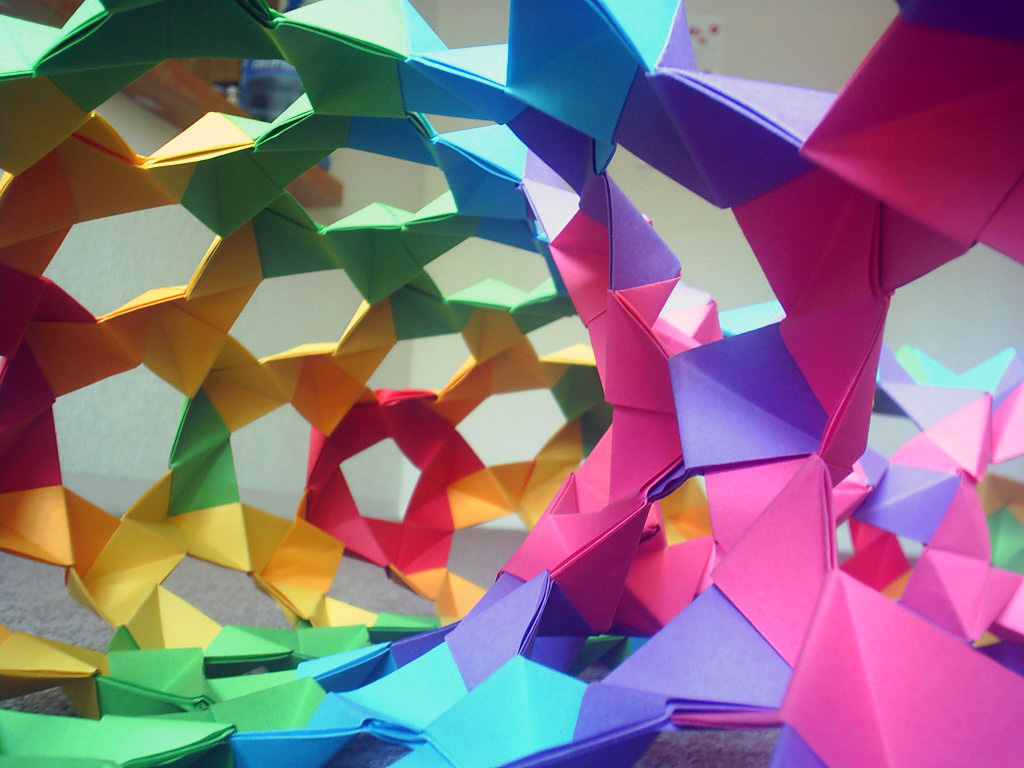 Thomas Hull Archives – Origami Tutorials | 768x1024