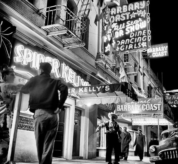 Stunning Photos Of San Francisco From The Mid 20th Century Boing Boing