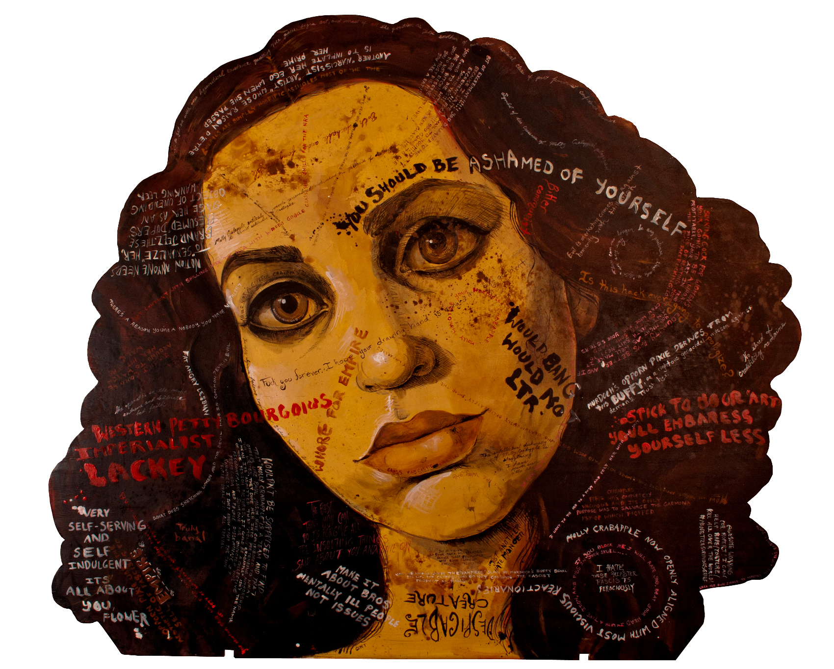 Molly Crabapple's 15 rules for creative success in the Internet age