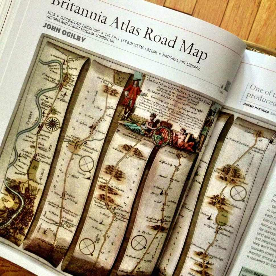 Great Maps – Over 60 of the world's most fascinating and significant maps