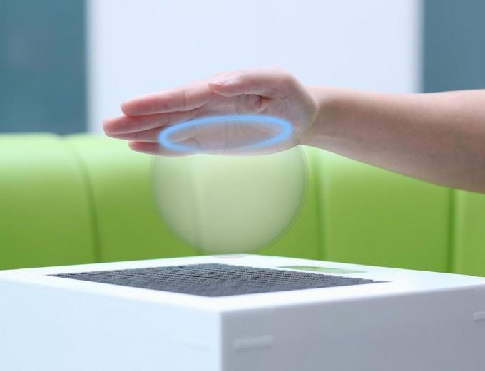 Image: UltraHaptics
