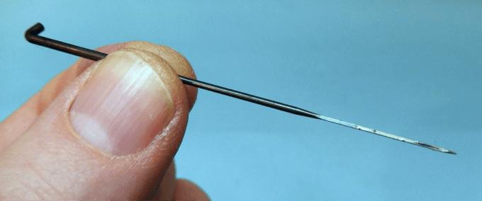 felt needle