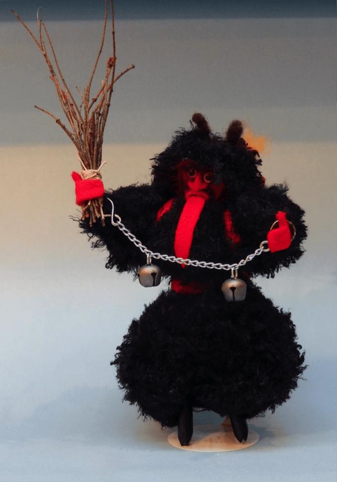 Make A Christmas Krampus Boing Boing