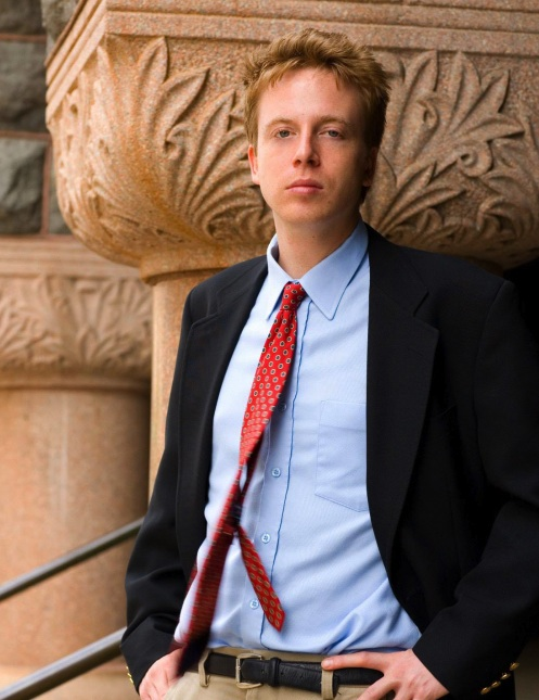 Barrett Brown.