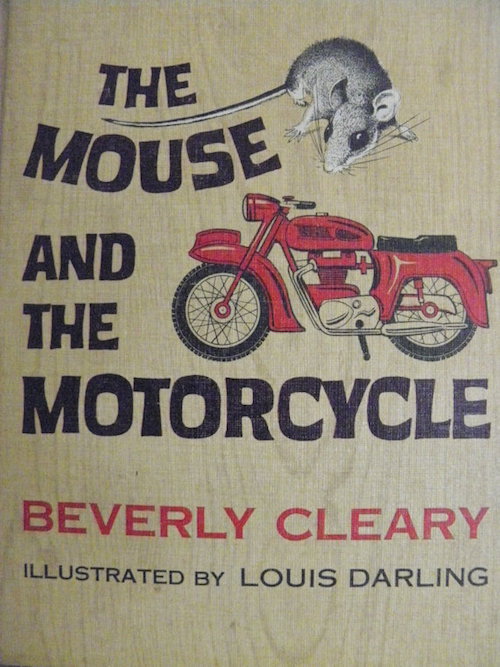 mouse-motorcycle
