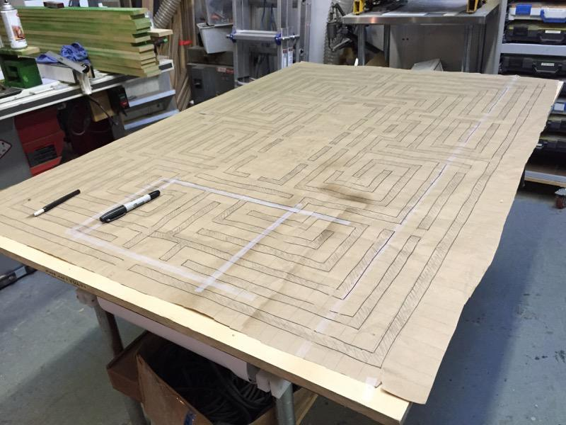 056Shining Maze build