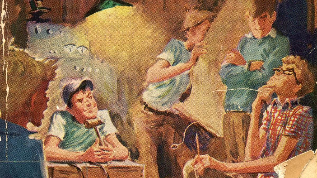 The Best Adventure Stories For Kids From 1965