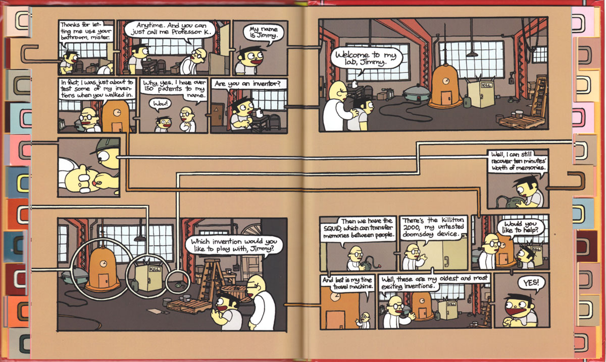 Image result for adventure time comic choose your own path