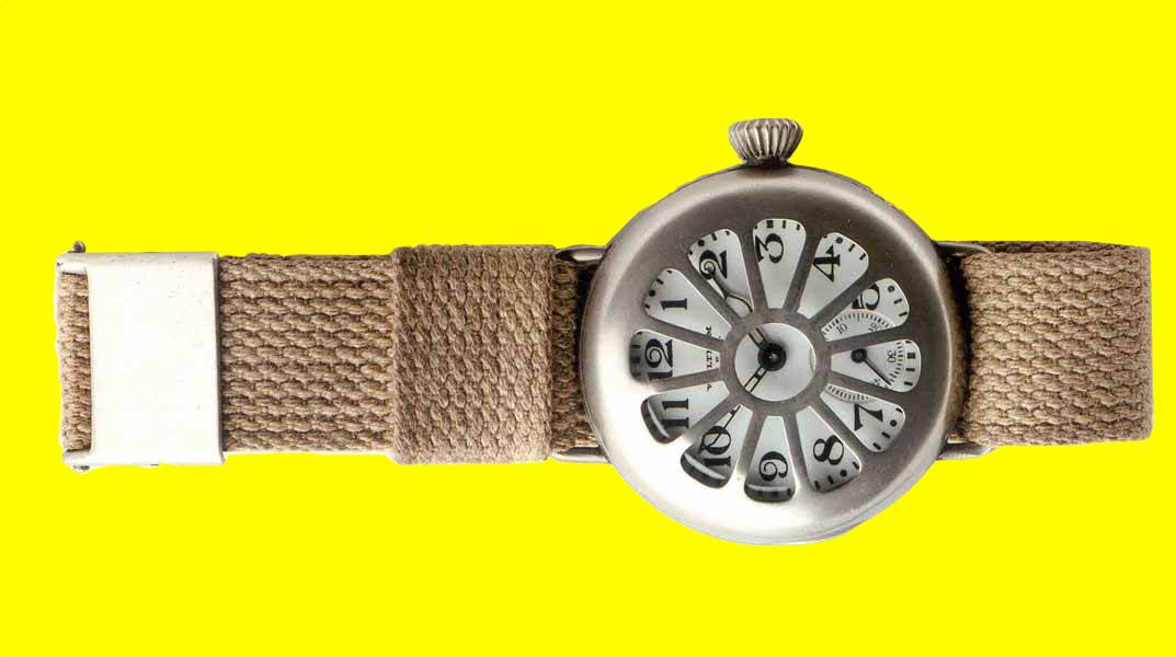 How Wwi Made Wristwatches Happen Boing Boing