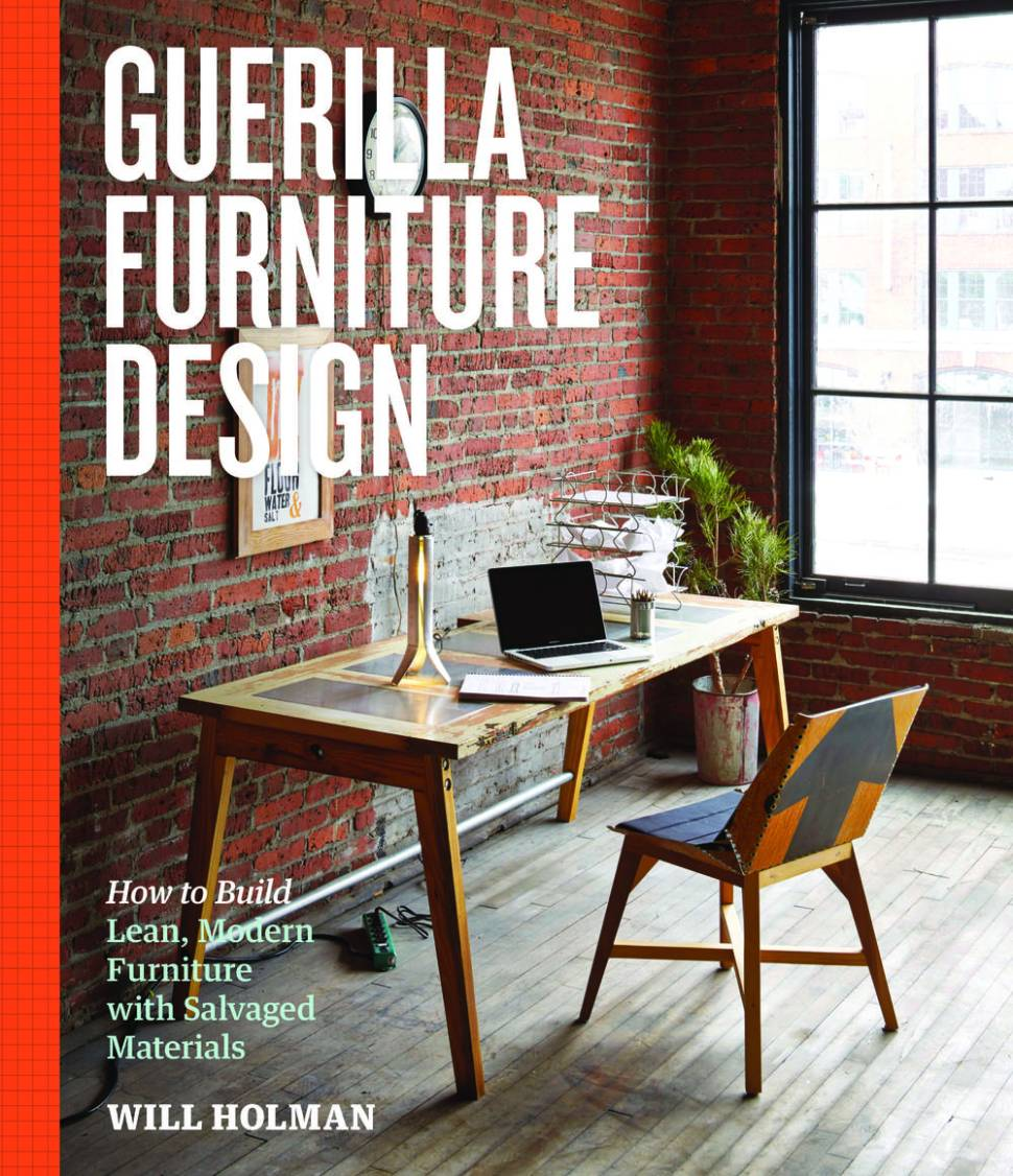 Guerilla furniture design making your home beautiful with waste materials boing boing Home furniture design magazine