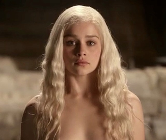 The Naked Hypocrisy Of Game Of Thrones Nudity