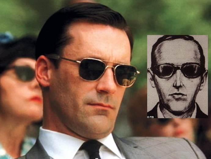 21e90f8cb94 Mad Men endgame theory  Don Draper is D.B. Cooper   Boing Boing