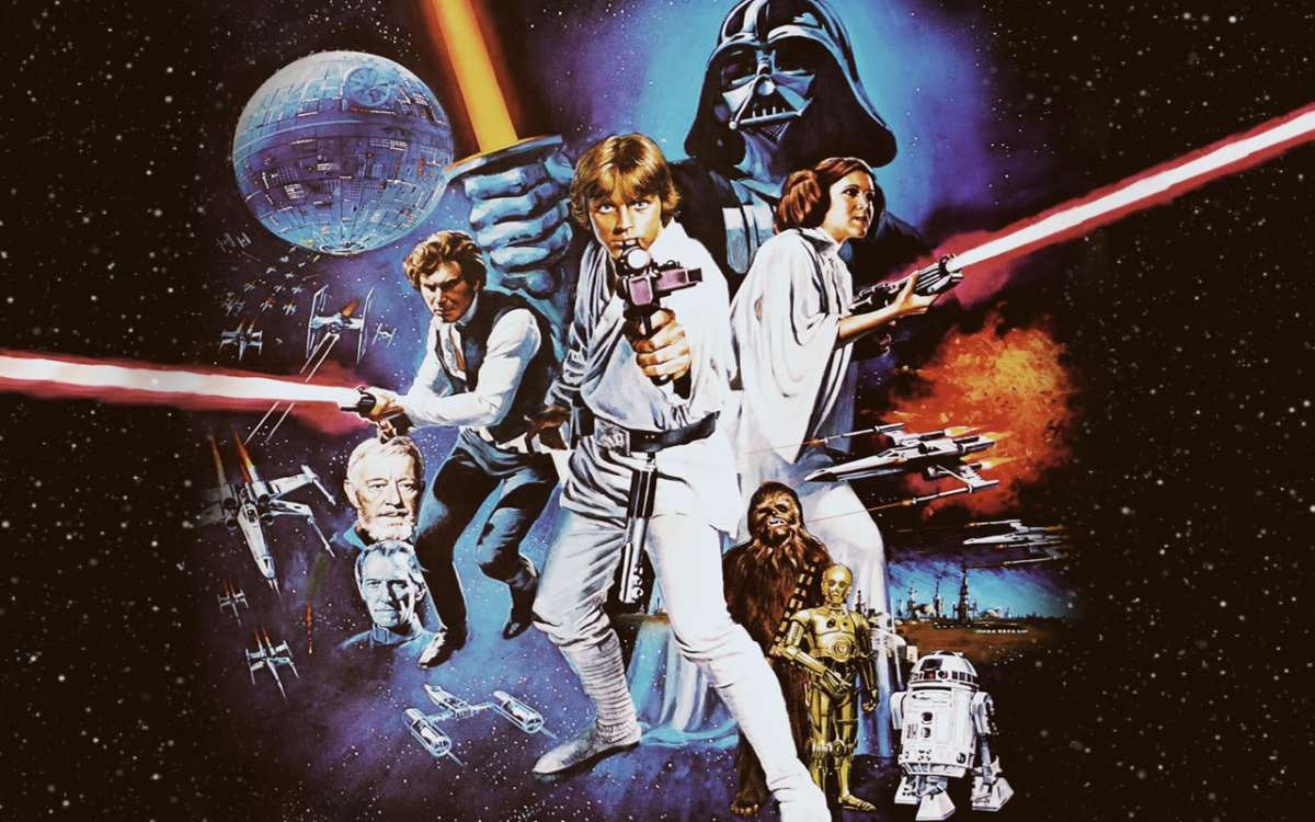 Hear an audience react to Star Wars for the first time in 1977