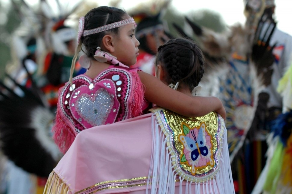 On native american teen teens