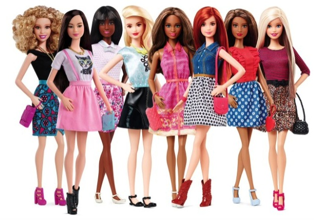 """Barbie Aims For """"diversity"""" In Everything But Body Type"""