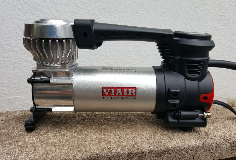 The Viair 00088 88P Portable Air Compressor at Amazon ($65)
