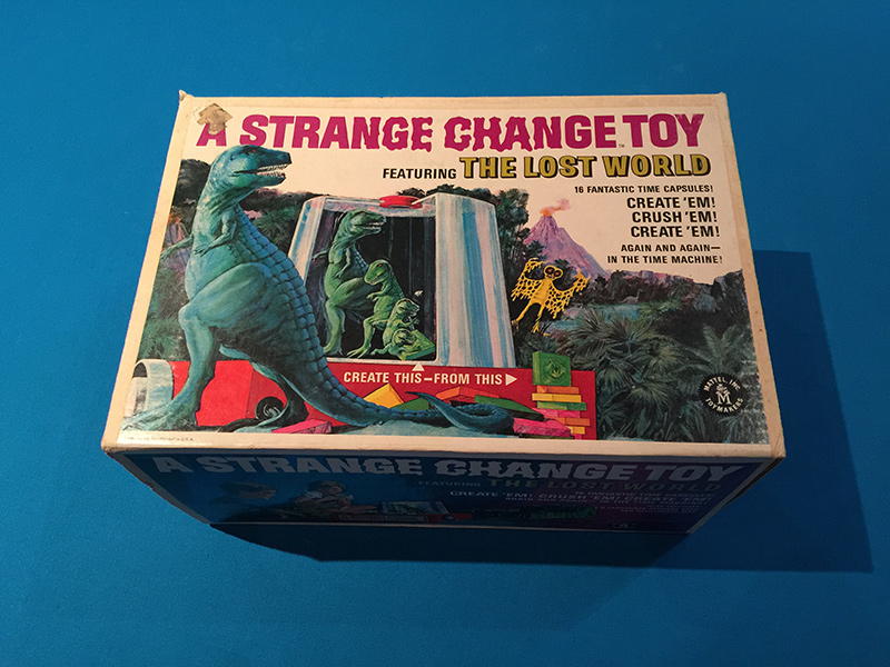 Strange Change Toy : Why the strange change machine is my favorite toy boing