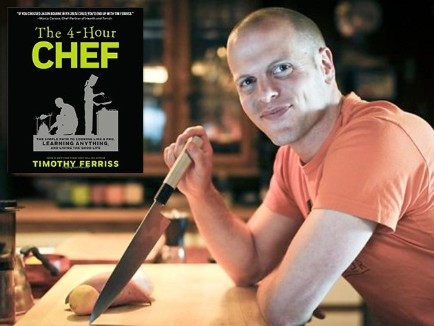 Tim ferriss cooking