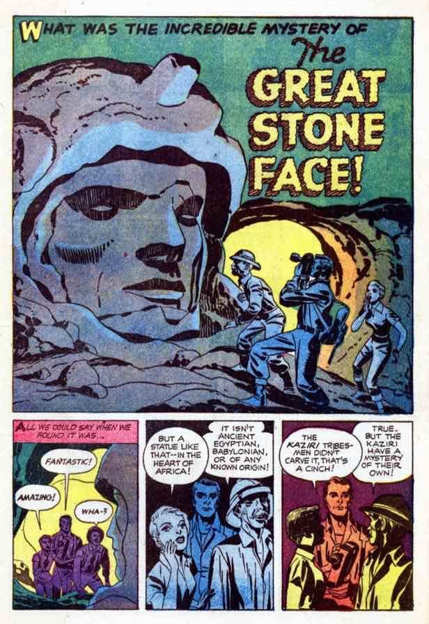 Anomálie na Marse, tvár na Marse