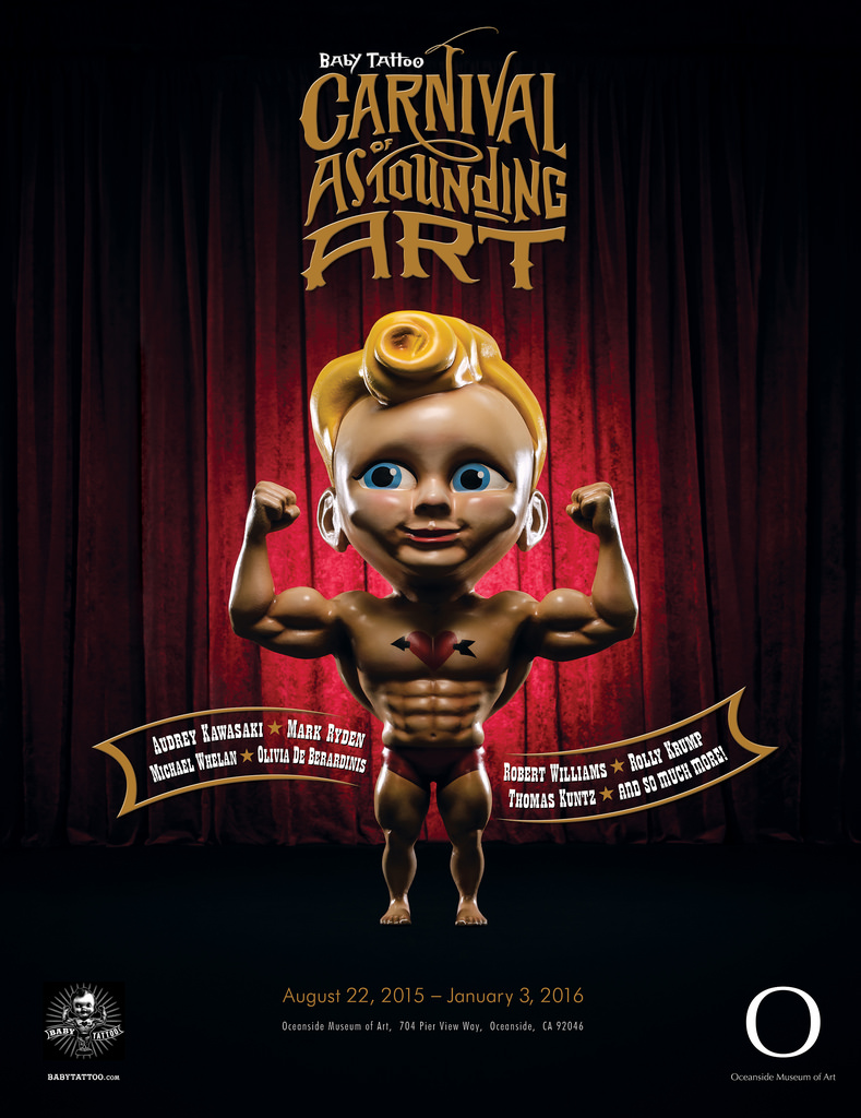 Baby Tattoo: Carnival of Astounding Art