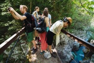 PIFcamp 2015 hike