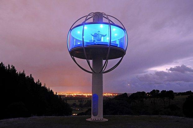 how to make a skysphere