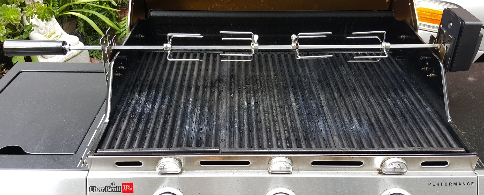 Review Pimping My Char Broil Tru Infrared Grill With A