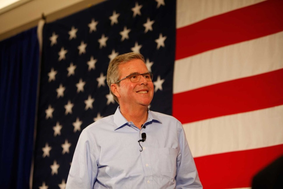 Jeb Bush Campaign 2016 photo