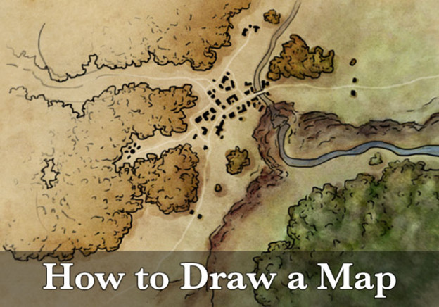 The Game of Thrones cartographer explains how to draw maps