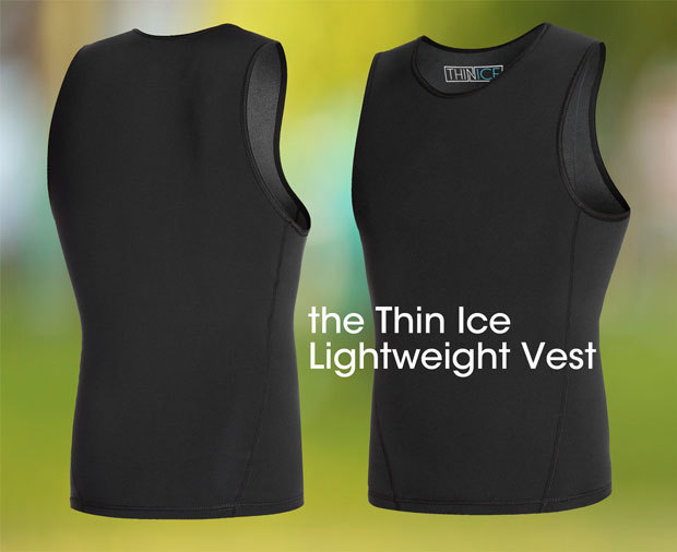 Refrigerated clothing for people who want to lose weight ...